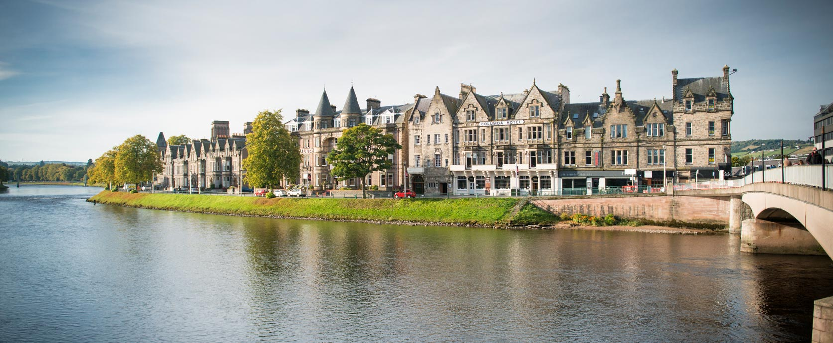 Columba Hotel Inverness