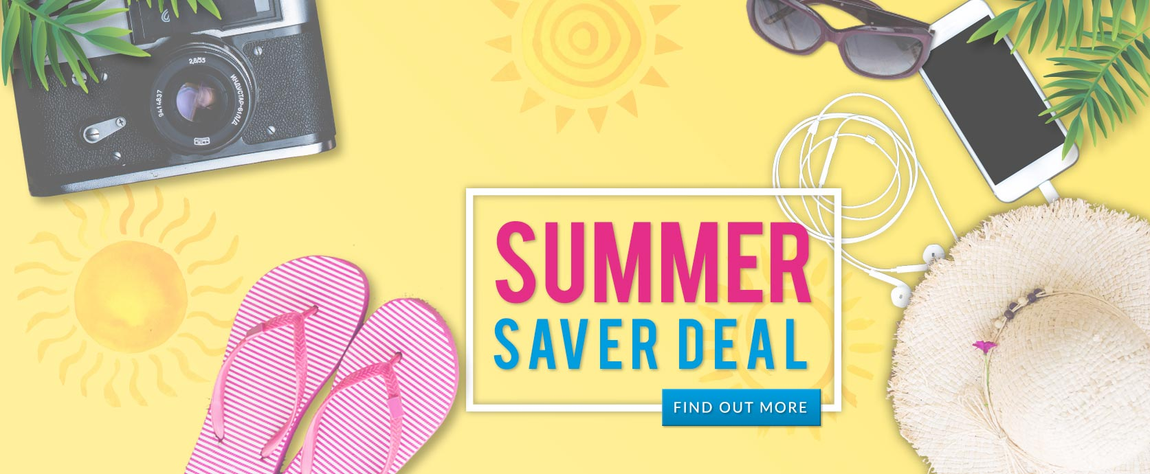 Summer Saver Deal at Columba