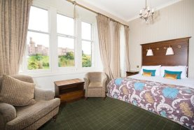 Rooms - Columba Hotel