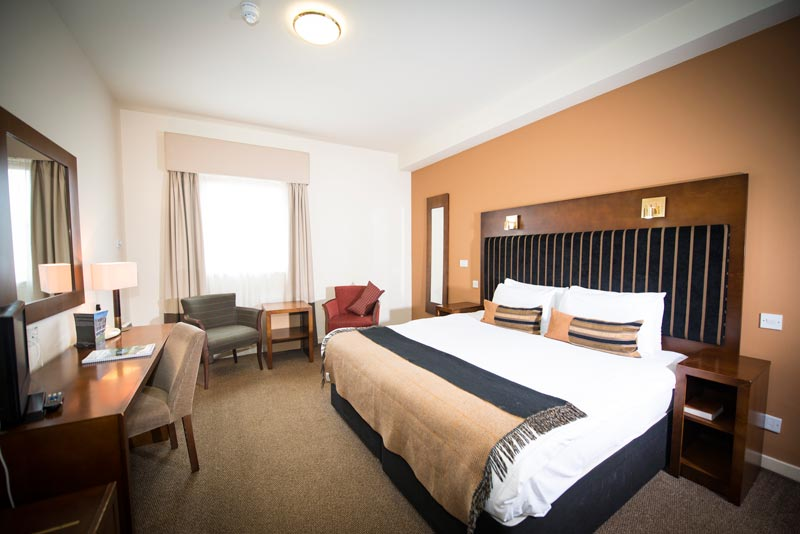Standard Double & Twin Room - Columba Hotel